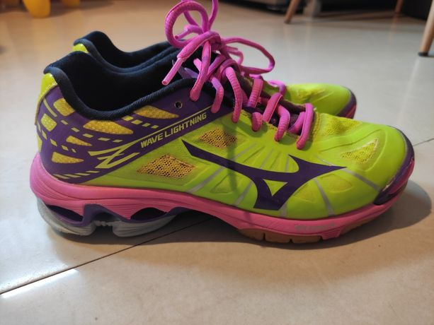 Buty sportowe Mizuno Wave Lighting  do siatkówki 36