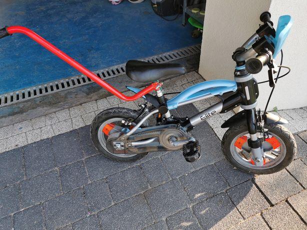 """Rower dziecięcy 12"""" hiszpański Injusa Elite"""