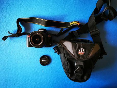 Nikon d3100 18-55 kit, отличное состояние, пробег 20к