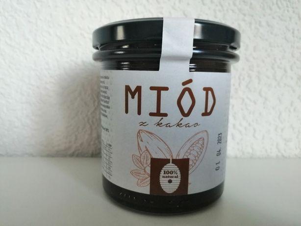 Miód z Kakao 400 gram