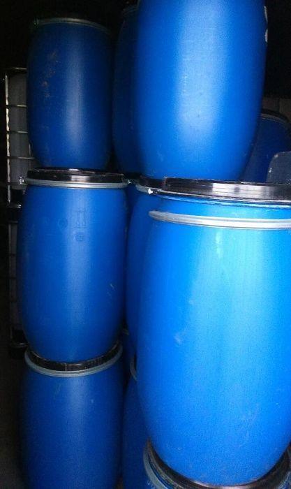 beczki beczka 120 litrów plastikowa z pokrywą Wrocław - image 1