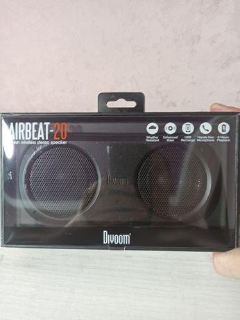 Портативная колонка Divoom Airbeat-20