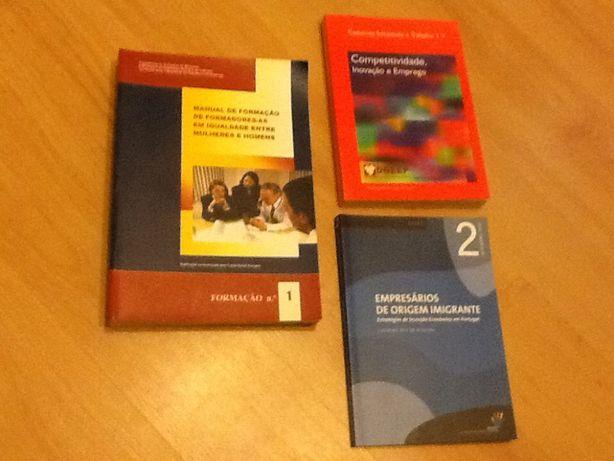 Manual de formação, Competitividade e emprego, empresários imigrantes