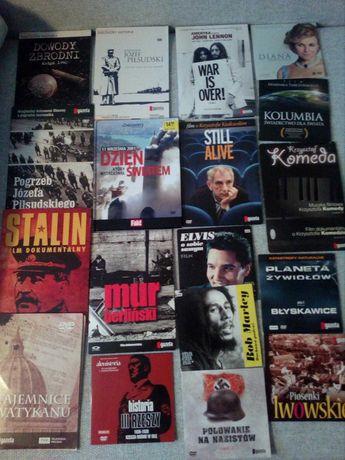 Kolekcja filmów dokumentalnych