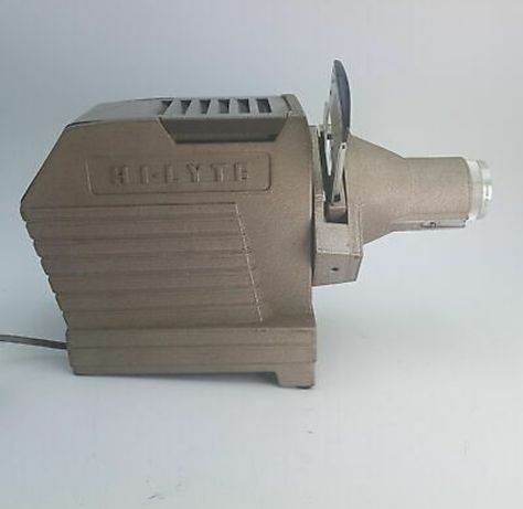 Vintage HI-LYTE 250 35mm projetor de Slides [Rank Industries UK]