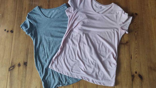 2x T-shirt MAMA H&M 38