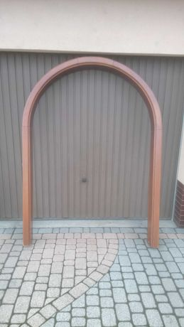 Futryna łuk drewniany