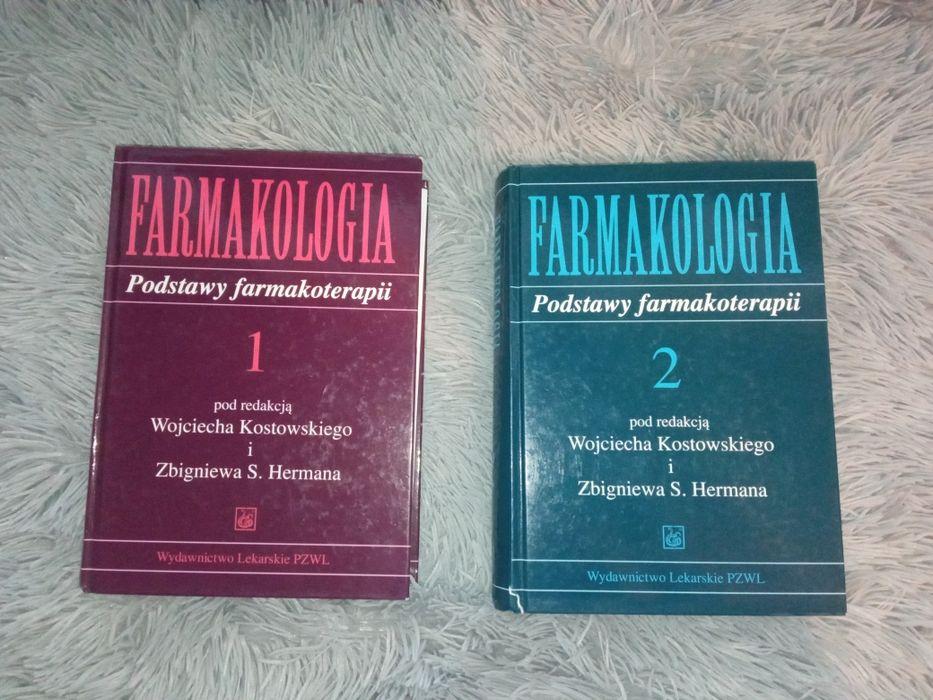 Farmakologia Kostowski Herman tomy 1-2 Jeżowe - image 1