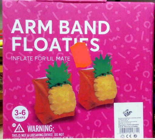 Rękawki do Pływania Ananas (Kup Kilka Przedmiotów=RABAT!)