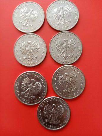 Stare monety z 1989r