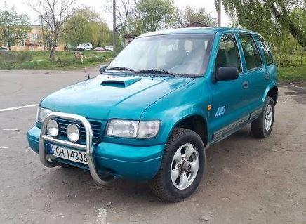 Разборка Kia Sportage 1998/2.0/4wd/бензин/Донецк