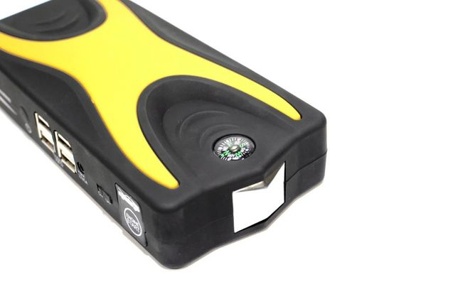 Пусковое зарядное устройство 79800мАп для автомобильных аккумуляторов