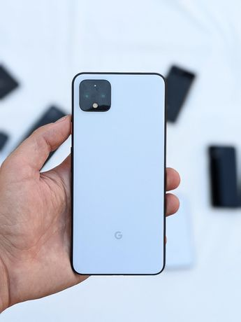 Google Pixel 4 XL 6/64 white ідеали. АКБ 95%