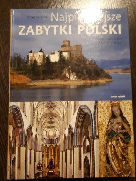 Książka Najpiękniejsze zabytki Polski jak Nowa