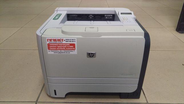 Лазерный принтер HP P2055dn сетевой, двухсторонний!