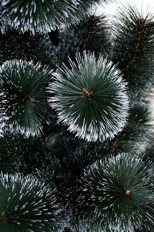 "Нова Сосна штучна ""Засніжена"" Новая Искуственная елка, сосна 1,5м"