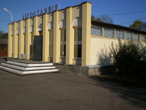 Довгострокова оренда приміщення на автостанції в смт. Оржиця