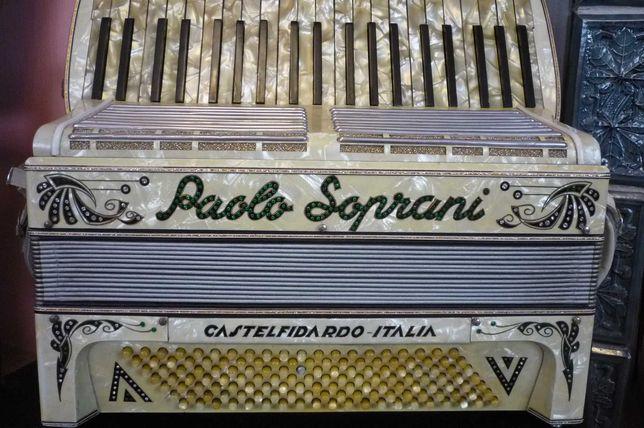 Akordeon Paolo Soprani
