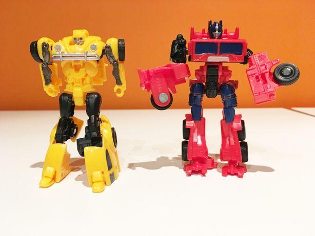 transformers 12 cm bumble bee i optimus prime stan BDD