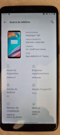 OnePlus 5T - Desbloqueado