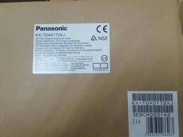 Продам плату расширения Panasonic KX-TDA 0172XJ