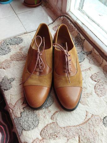 Новые туфли Bally International, hand made