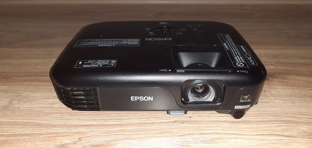 3×LCD проектор EPSON EB-W02. ДЁШЕВО!! 2600люмен/1280×800/5000часов/USB Киев - изображение 1