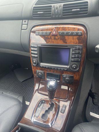 Mercedes w215 w220 radio comand gwarancja