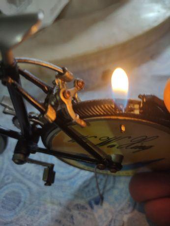 Mini bicicleta Isqueiro