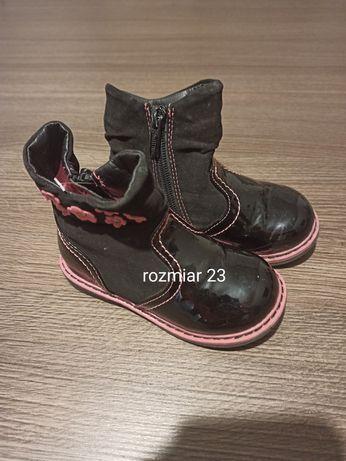 Buty jesienne dzieciece