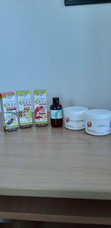 Olej, masło mango, eucerynę do pielęgnacji twarzy, ciała, - sprzedam