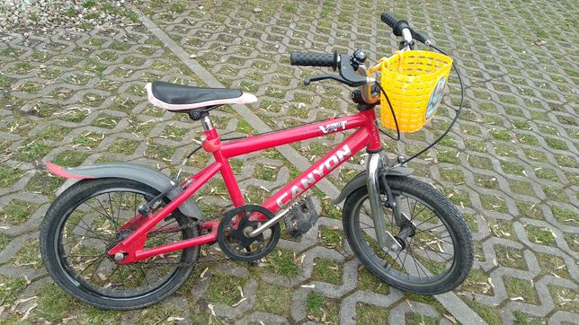 Rower dziecięcy 16 cali