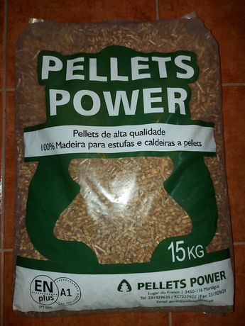 Saco Power pellets