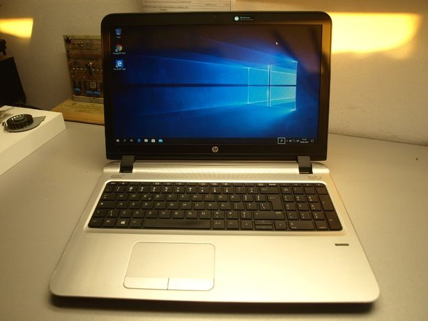 LAPTOP PROBOOK HP 455 G3 AMD A8 240GB SSD 8GB 12 msc gwarancji FV