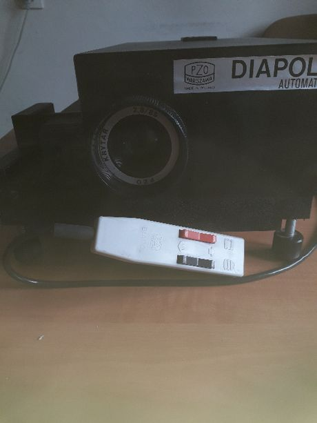 Rzutnik Diapol Projektor DIAPOL