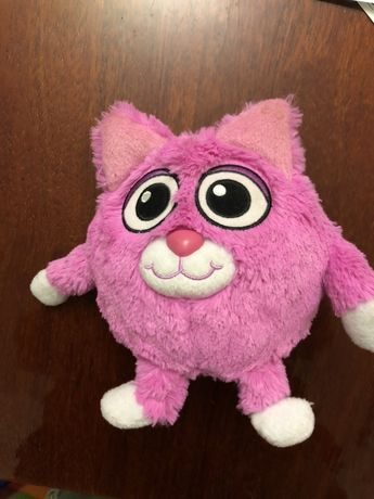 Ночник Jay & Play мягкая плюшевая игрушка котик кот