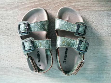 Nowe sandałki dla chłopca R 18.5cm