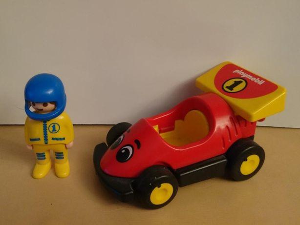 Wyścigówka playmobil rajdówka formuła 1