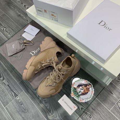 Кроссовки кеды Dior