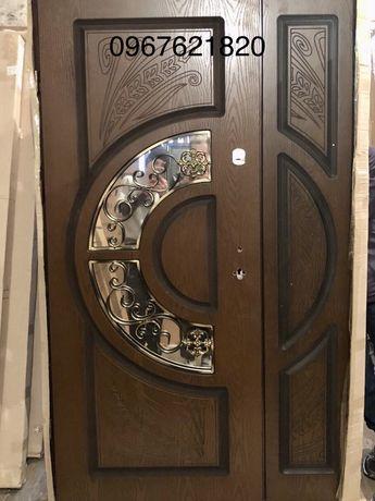 Двері полімерні