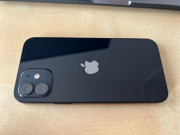 iPhone 12 64GB Black Czarny GWARANCJA Idealny Stan
