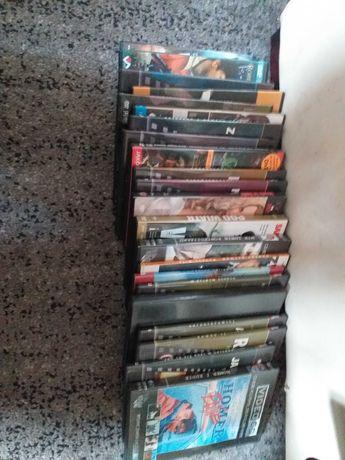 Filmy na DVD 27 szt