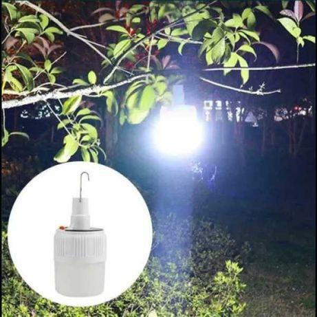 Аккумуляторная кемпинговая подвесная лампа светильник Yt-01 LED