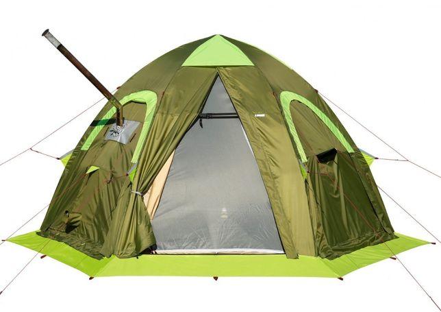 Всесезонная универсальная палатка ЛОТОС 5У. Карповая, Кемпинговая...