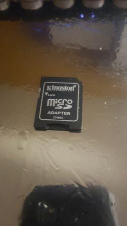 Adapter KINGSTON Micro SD Ram