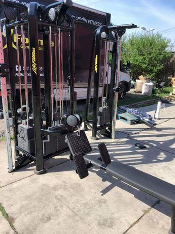 Тренажёры Life Fitness, Precor, Technogym, Nautilus, Hammer Strenght