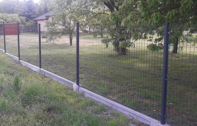 Ogrodzenie panelowe z montażem Zielona Góra