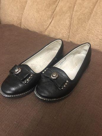 Туфли для девочки 27 размер