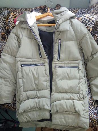 Куртка зимняя , для беременных !!!