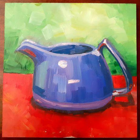 """Картина """"Чайник"""""""